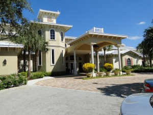 Pelican Bay Club House -- Fitness Center -- Tennis Courts